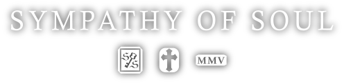 SYMPATHY OF SOULロゴ